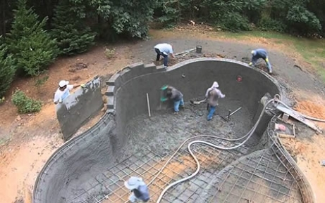 Application of shotcrete machine in philippines