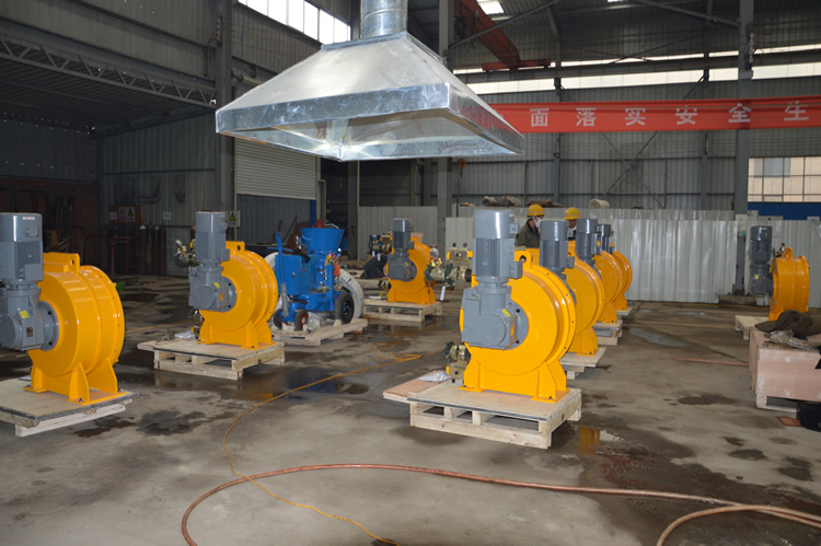 shotcrete machine and grout pumps  in Malaysia