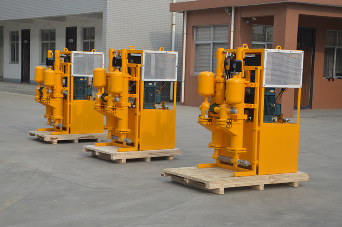 Grouting injection machine available in Qatar