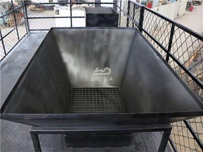 hydroseed machine exporter