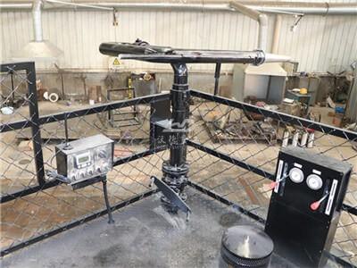 hydroseeder machine
