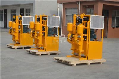 foundation treatment grout plant