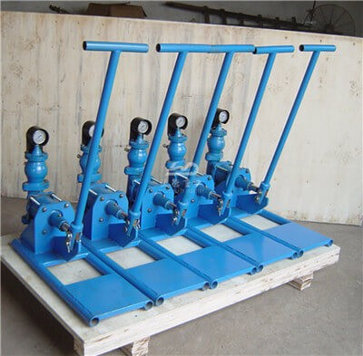 manual grouting unit for sale