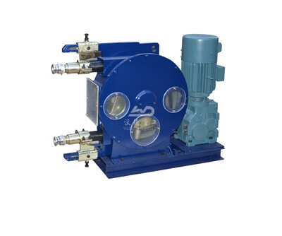 peristaltic pumps for used in chemical manufacturing