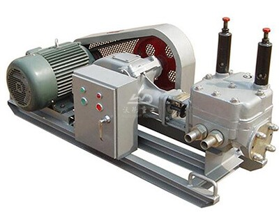 Safety operation rules of grouting pump