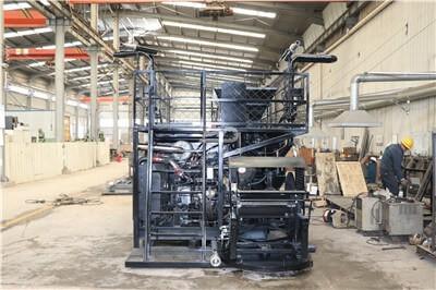 hydroseeder pump for sale