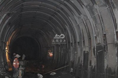 cement grout plant for tunnel project