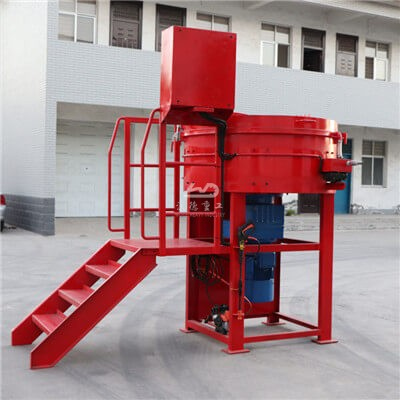 refractory mixture machine for sale