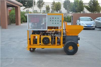 Small concrete pump price in pakistan