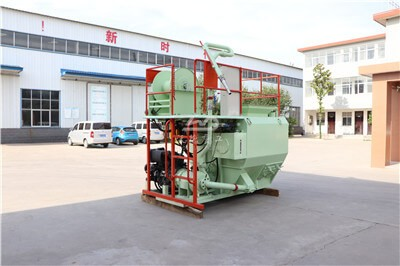 Grass seeding machine made in China