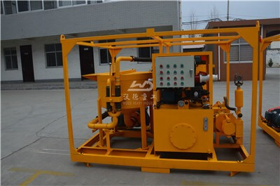 Grout mixing and pumping for sale