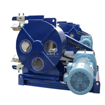 Industrial peristaltic  hose pump supplier