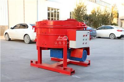 Refractory mixing equipment 500kg