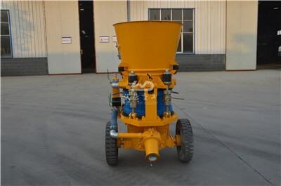 Refractory gunite machine for sale