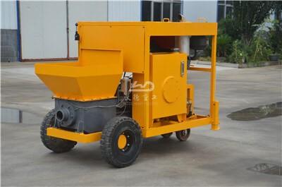 Small concrete pump equipment for sale