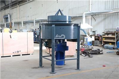 refractory castable mixer machine