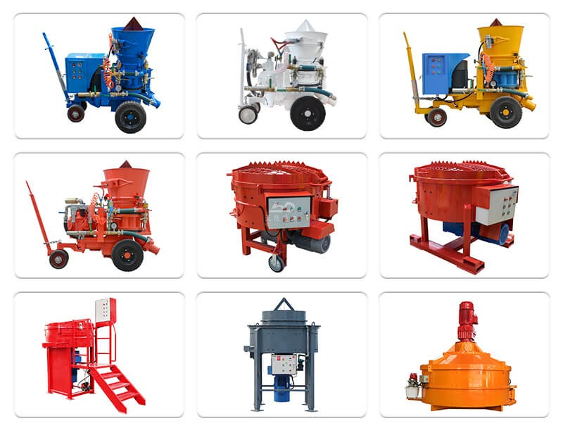 Refractory gunite machine sales Australia