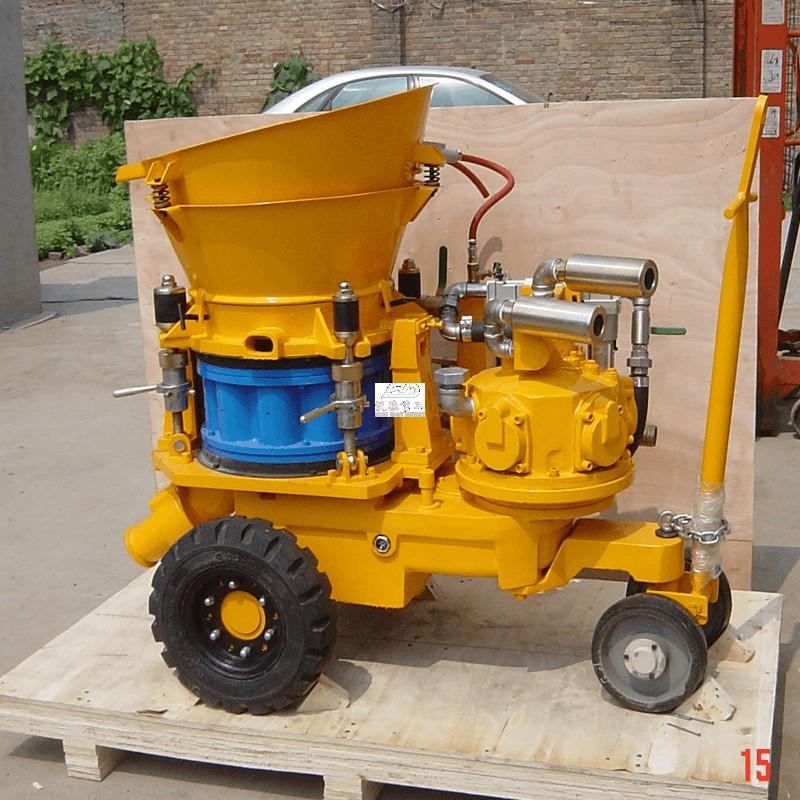 Gunite machine supplier in Dubai