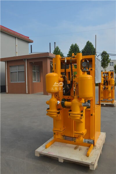 High pressure grout injection pump for sale