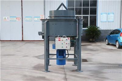 castable refractory mixer