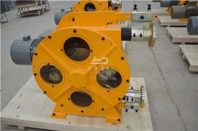Large peristaltic industrial hose pump for sale