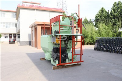 spraying soil hydroseeding hydraulic machine for sale