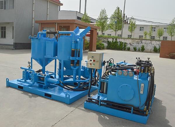 Grout pump and mixer for sale Australia