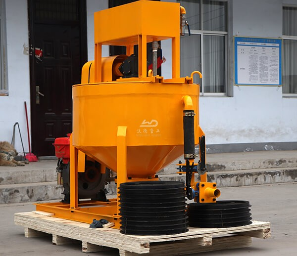 High speed grouting mixer from China