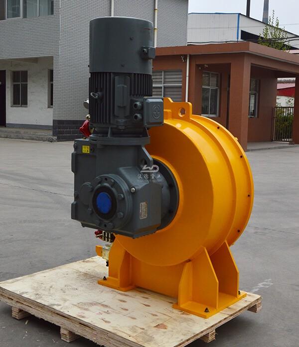 Peristaltic industrial hose pump for sale
