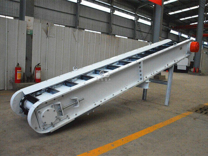 Scraper Conveyor Factory