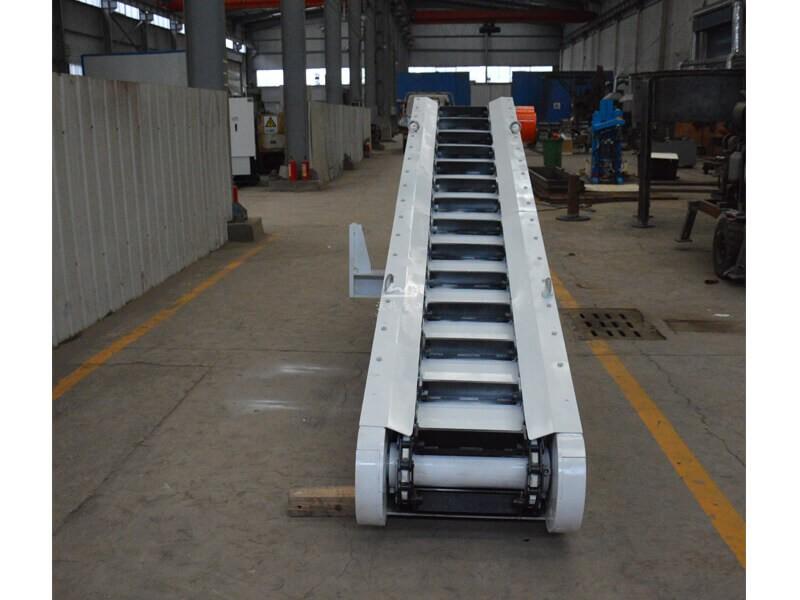 Scraper Conveyor in Our Factory