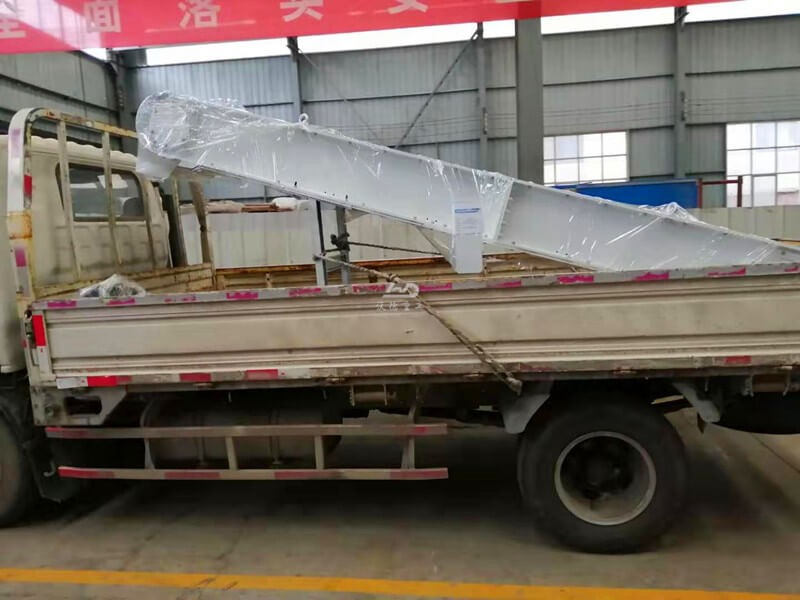 Scraper Conveyor Packing and Delivery