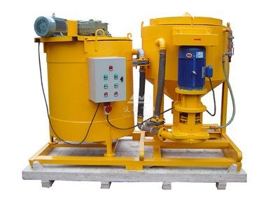 grout mixer in UAE