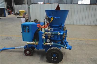 refractory gunite machine to Thailand
