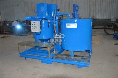 Thailand cement grout mixer machine