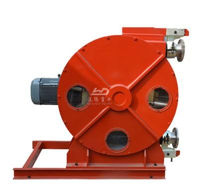 Industrial Hose  Pump Work