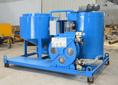 grouting pump station supplier