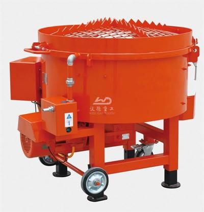 China refractory pan mixer