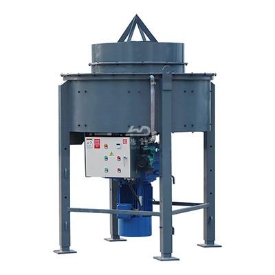 manufacturer of refractory pan mixer