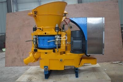 concrete shotcrete machines