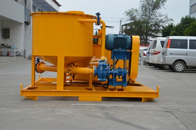 grout mixing machine for grouting
