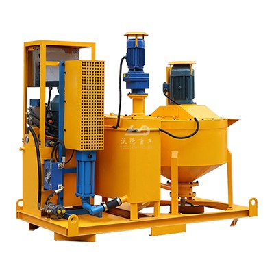 Mixing and pumping cement grout machine for sale