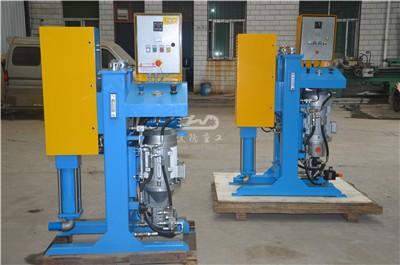 Piston grout pump for sale