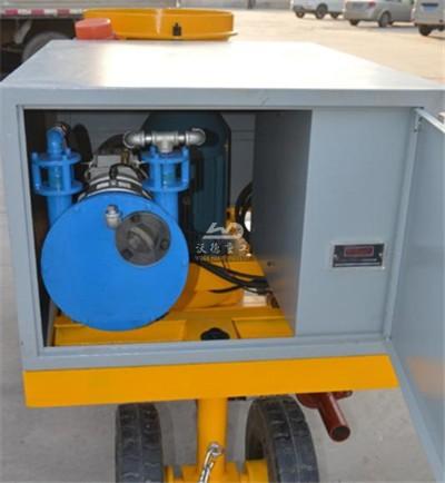 wet shotcrete machines with dosing pump