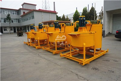 Nepal grout mixer machine