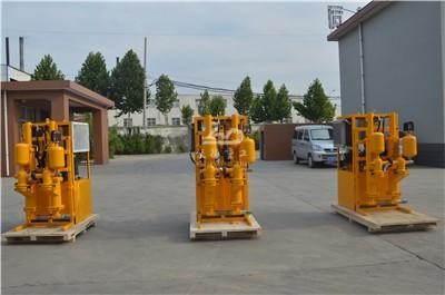 grouting pump supplier