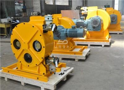 industrial rubber hose pump