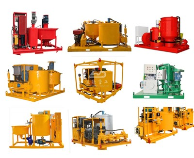 Grout plant manufacturers in China
