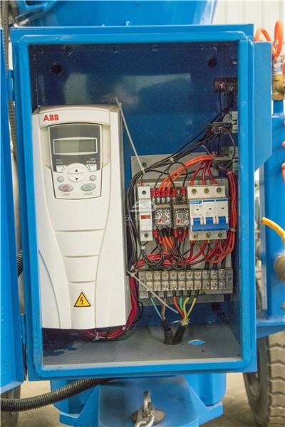 ABB frequency converter