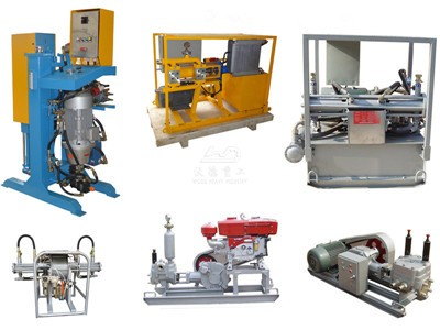 grouting machine